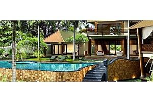 バリ島で最高のステータスを誇る限定17戸の大邸宅
