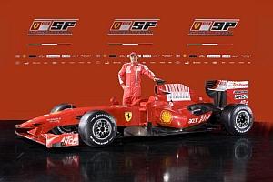 フェラーリがF1参戦60周年で「F60」を発表