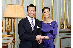 スウェーデンのビクトリア王女がジム経営者と婚約
