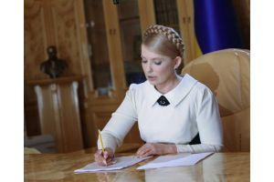 美人首相ティモシェンコ氏が大統領選挙に立候補