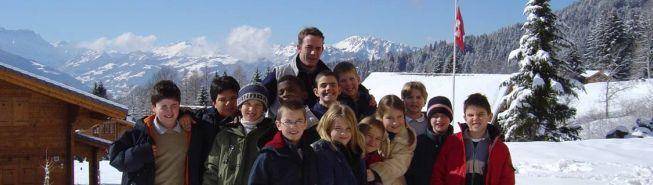 5歳から始める「スイスのボーディングスクール留学」(前編)