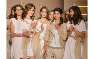 メルセデスファッションウィークがスタート