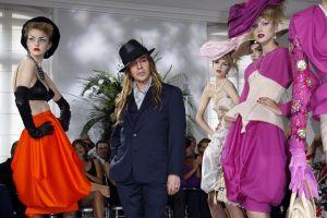 ディオールがパリファッションウィークに登場