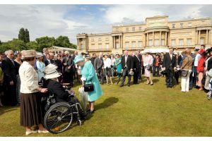 英王室ガーデンパーティー
