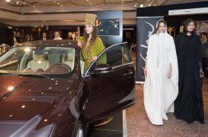 富裕層マーケットは今年も活況「Gulf Luxury Fair 2009」