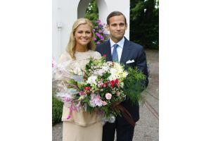 人気者のマデレーン・スウェーデン王女が結婚