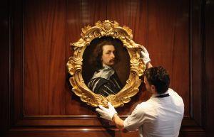 ヴァン・ダイクのラスト肖像画が競売出品へ