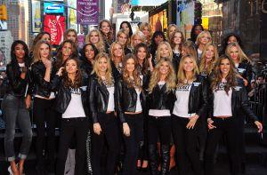 世界一の美女軍団がNYの不況風を吹っ飛ばした