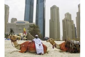 ドバイ旅行【2】アラブ人富豪のビュッフェでの行動