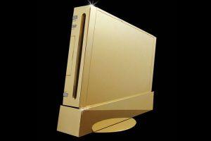 世界最高価格の純金「Wii」「PS3」が各々登場