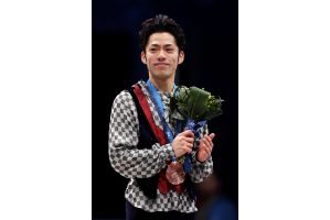 フィギュア高橋大輔選手が史上初の銅メダル