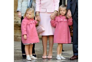 スペイン王女もイースターに出席