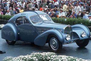 自動車の取引史上最高額37億円のブガッティ