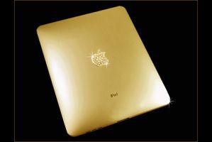 世界最高額1500万円の純金「iPad(アイパッド)」