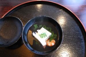 新宿 京懐石 柿傳