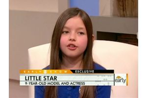 年収2000万円の9歳美少女の目標は米大統領