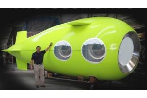 最長4日潜水!日本と海外の「プライベート潜水艦」最新事情