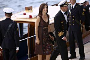 王室界のファッションリーダー、メアリー王太子妃