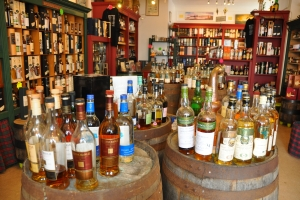 スコットランド 天使にあげるお酒の分け前とは?