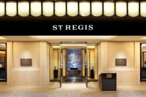 NY社交界を日本で再現した「セント レジス ホテル 大阪」