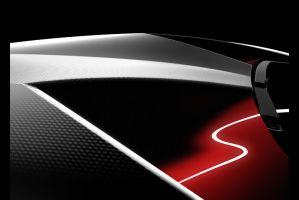 ランボルギーニが次期新型車をほんの一部公開