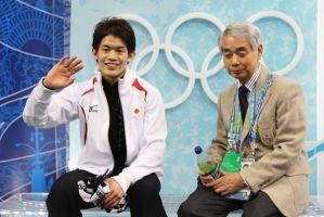 「伝説」と韓国紙に報道された浅田選手の新コーチ