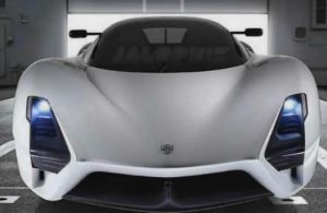 世界最速の時速442キロ、シェルビーの次世代車