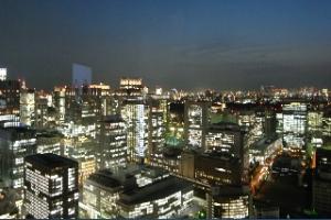 天空の小さな城 マンダリンオリエンタル東京