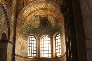 列車でイタリアの世界遺産を巡る旅【1】 ラヴェンナのモザイク装飾画