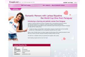 パラグアイ美人サポーターが韓国で婚活へ