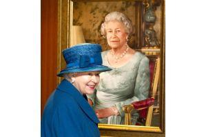 英エリザベス女王が自身の名を豪華客船に命名