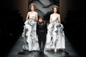 日本ファッションウィーク始まる