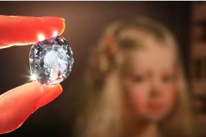 ハプスブルク家縁の世界最高級ブルーダイヤをNYで展示