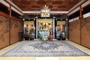 「京都非公開文化財特別公開」~大行寺