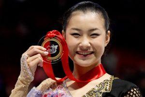 16歳村上佳菜子選手がシニア転向後初優勝