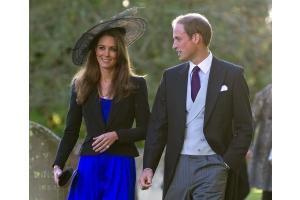 英ウィリアム王子、ケイト・ミドルトンさんと正式婚約