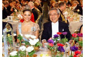 ノーベル賞晩餐会は根岸さんが主役だった