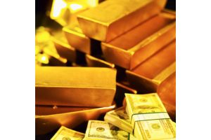 IMFの金403トン売却完了