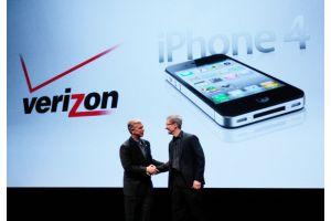ベライゾンが2月からiPhoneの販売を発表