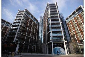 1室184億円マンション ロンドンに竣工