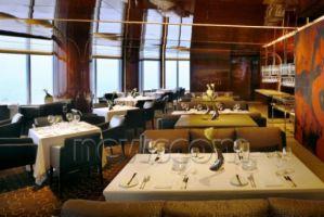高さ442米、世界一のレストランがドバイに誕生