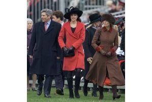 英王子婚約者ケイトさん退職、4月の挙式に備える