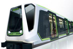 BMWの地下鉄車両
