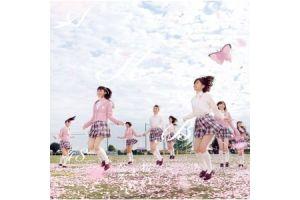 1日で実売65万枚、AKB48新曲「桜の木ー」