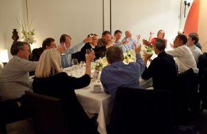 ジョブズ氏の大統領晩餐会の写真公開
