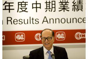 香港一の大富豪・李嘉誠氏も義援金100万ドル
