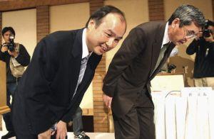 孫正義氏が100億円寄付、プラス引退までの役員報酬も