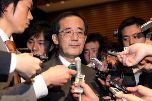日銀白川総裁「生産活動への影響大きい」