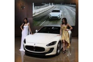 上海国際モーターショー開幕、史上最大規模に