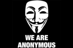 アノニマスがハッカー攻撃受け情報500人分流出